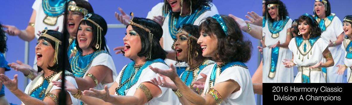 Carolina Harmony Chorus | 2019 Sweet Adelines Second Place Small Chorus